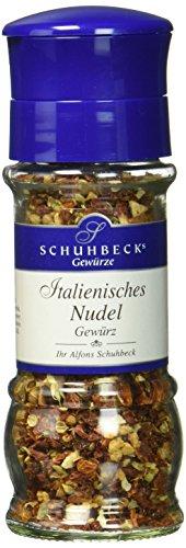Schuhbeck Schuhbecks Gewürzmühle italienische Nudel, 1er Pack (1 x 36 g) - 1
